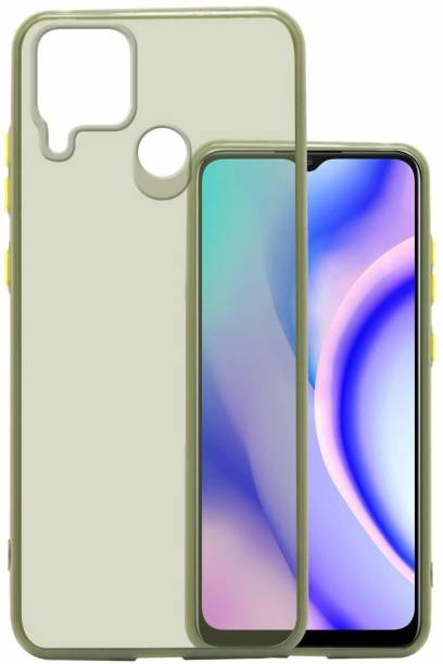 THOGAI Back Cover for Narzo 20, Realme C15