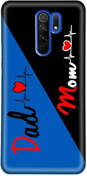 Zapcase Back Cover for Mi Redmi 9 Prime, Poco M2