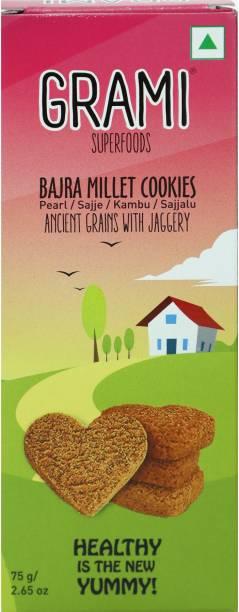 Grami Superfoods Bajra Millet Cookies