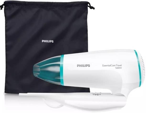 PHILIPS Essential Care Travel Hairdryer BHD006/00 Hair Dryer