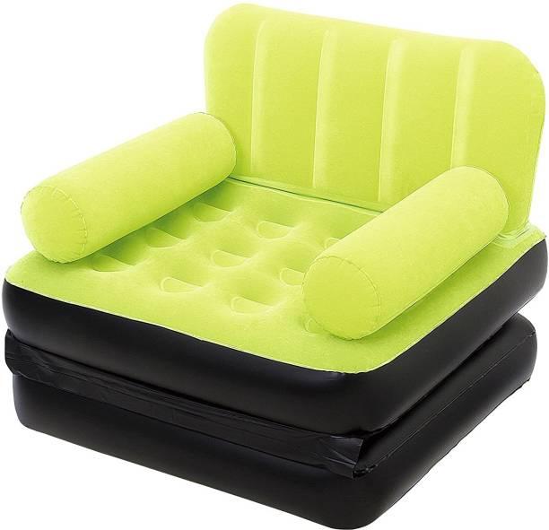 YUXI PVC 1 Seater Inflatable Sofa