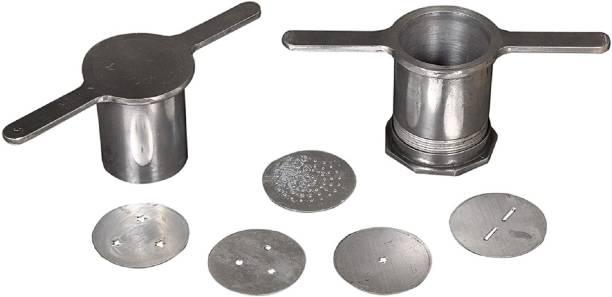 Ekadantha Set of 5 Pattern Discs Kitchen Press