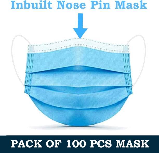 Tresbon M-100 M-100 Surgical Mask