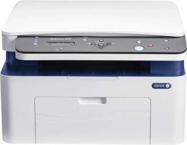 Xerox 3025V_BIO Multi-function WiFi Monochrome Laser Printer