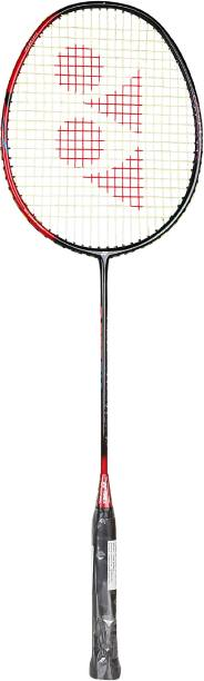 Yonex Astrox Smash Red Strung Ultra Light Badminton racquet (Weight: 73 g, Tension: 28 Lbs)