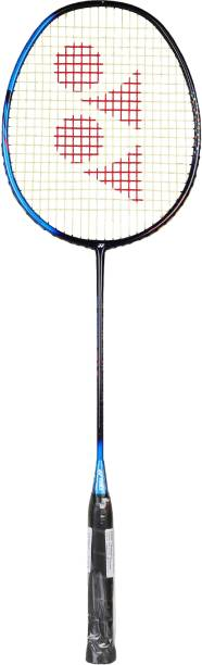 Yonex Astrox Smash Black Strung Ultra Light Badminton racquet (Weight: 73 g, Tension: 28 Lbs)