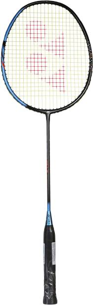 Yonex Astrox Smash Blue Strung Ultra Light Badminton racquet (Weight: 73 g, Tension: 28 Lbs)