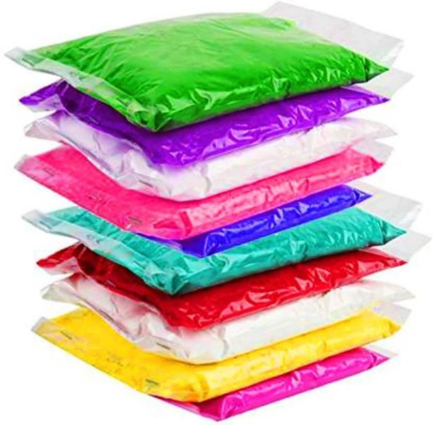 kraft moment Pack of 10 Rangoli Powder