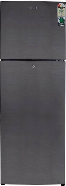 Croma 347 L Frost Free Double Door 2 Star Refrigerator with Base Drawer