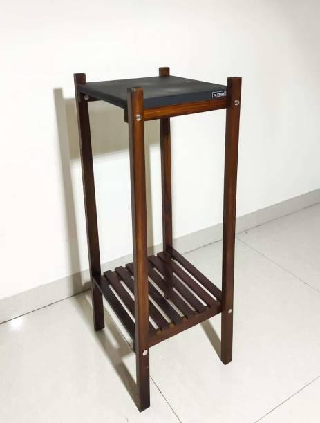 Edgeinterior Solid Wood Side Table