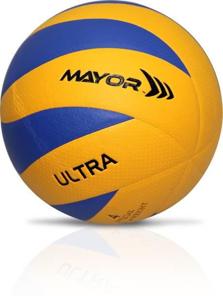 MAYOR Ultra Volleyball - Size: 4