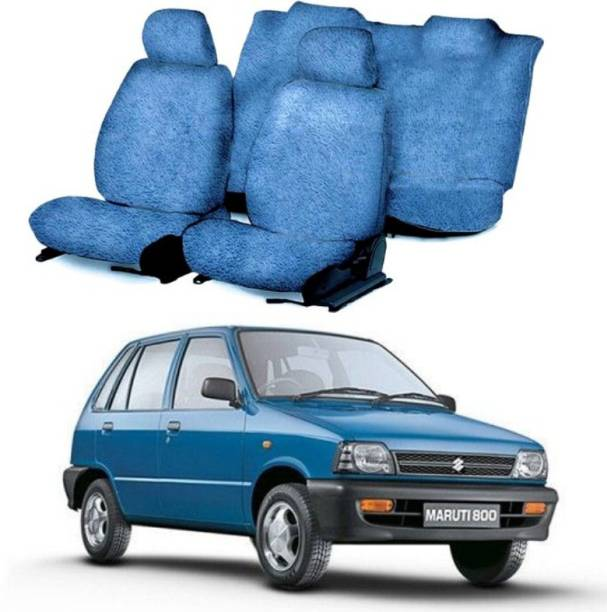 Chiefride Cotton Car Seat Cover For Maruti 800