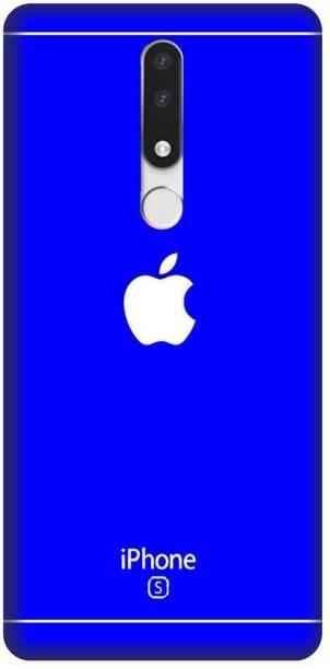 Ashini Back Cover for Nokia 3.1 Plus