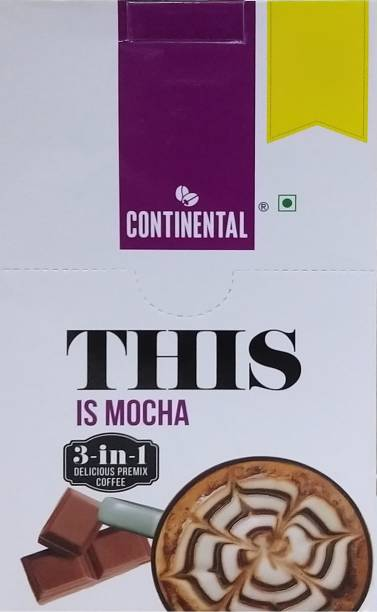 CONTINENTAL THIS Mocha Instant Coffee