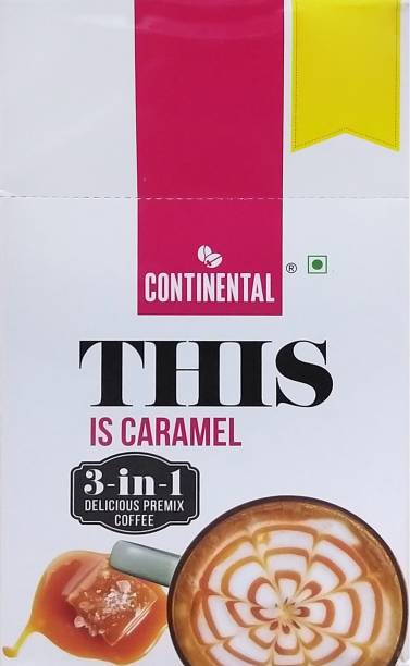 CONTINENTAL THIS Caramel Instant Coffee