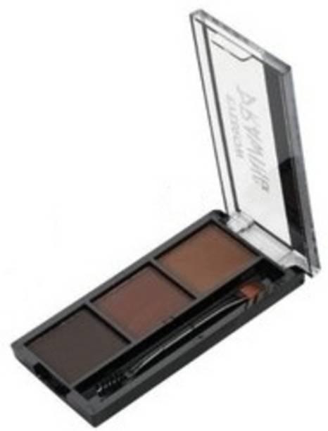 GWENLOOK Eyebrow Enhancer Powder with Brush 6.8 g