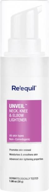 Re'equil Neck, Knee & Elbow Lightening Cream