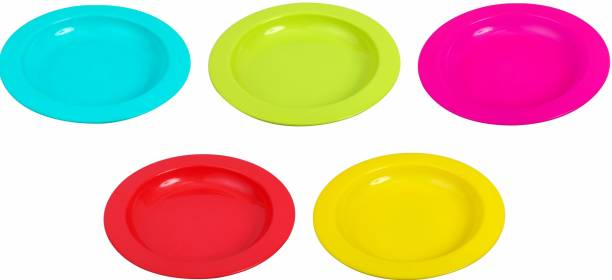1st Step BPA Free Polypropylene Microwave Friendly Feeding feeding untens ( Pack Of 5 )  - Food Grade Plastic