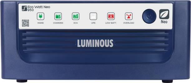 LUMINOUS Eco Watt Neo 900 Home UPS Square Wave Inverter