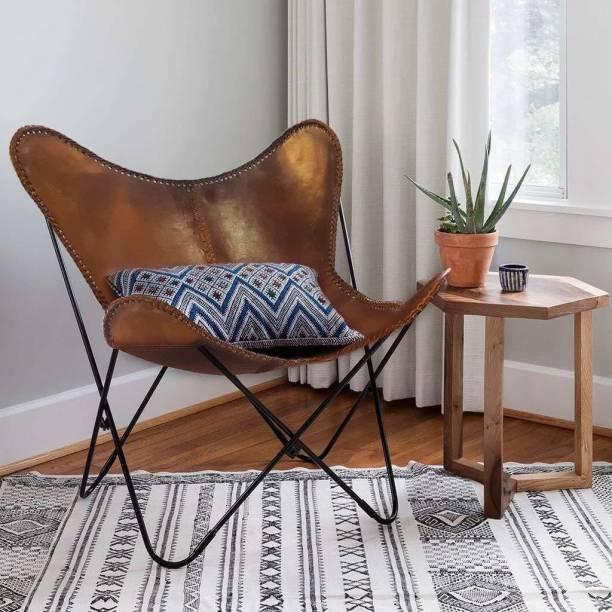 EmuralArt Leather Living Room Chair