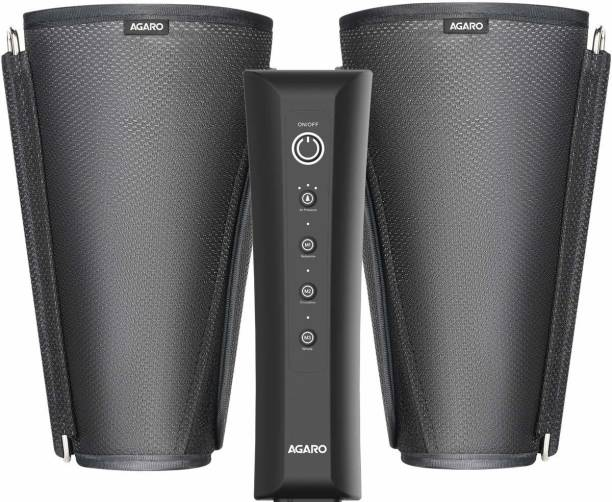 AGARO 33432 Air Compression Leg Massager for Foot, Arm & Calf with Controller Massager