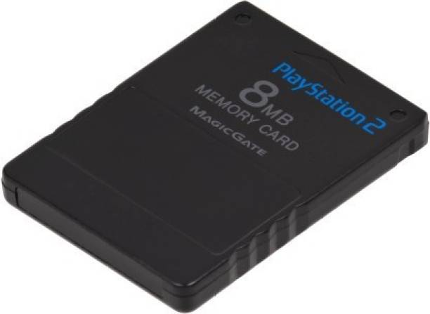 COMPUTER PLAZA Ps2 8 mb memory card for playstation 2 8 MB MicroSD Card Class 2 30 MB/s  Memory Card