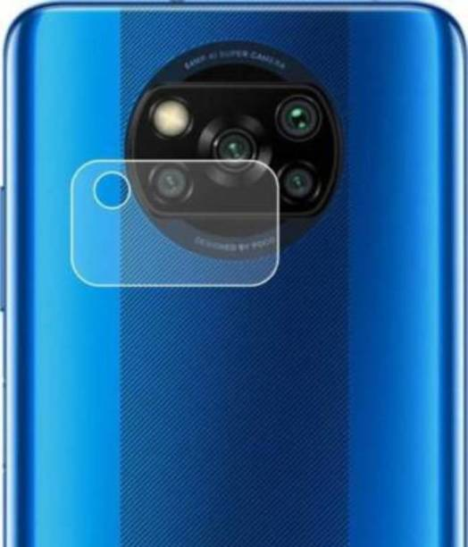 ZMS Back Camera Lens Glass Protector for POCO X3