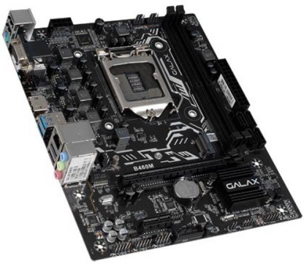 GALAX B460M Motherboard