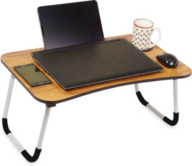 NFI essentials Wood Portable Laptop Table