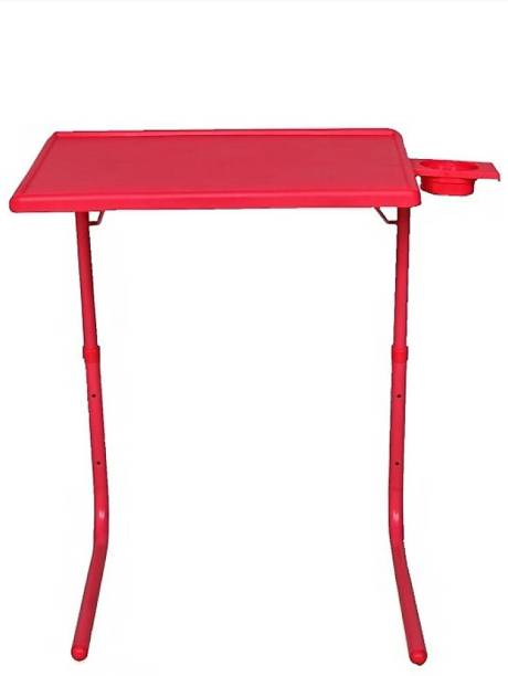 GLOBALEZEE AGENCIES table mate multipurpose Metal Portable Laptop Table