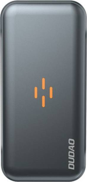 DUDAO 10000 mAh Wireless Power Bank (5 W, Quick Charge 2.0, Fast Charging)