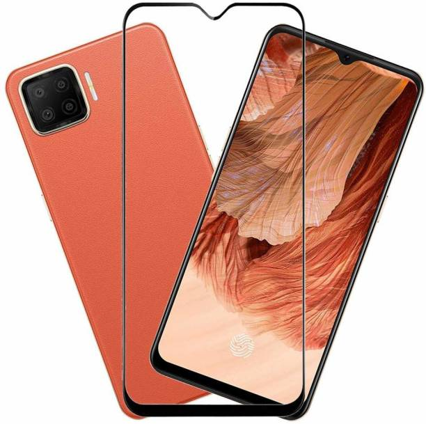 CASEHUNT Edge To Edge Tempered Glass for OPPO F17