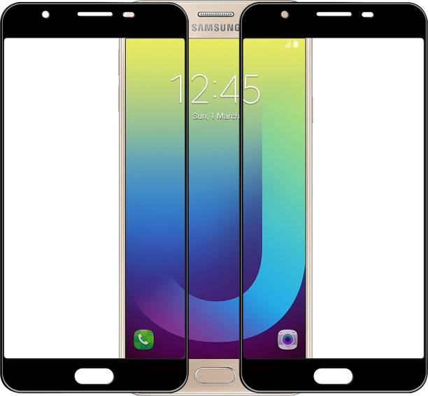 Roxel Edge To Edge Tempered Glass for Samsung Galaxy J7 Prime