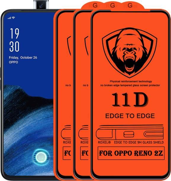 Roxel Edge To Edge Tempered Glass for OPPO Reno 2z