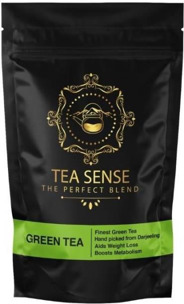 Tea Sense Green Tea 50 Green Tea Pouch