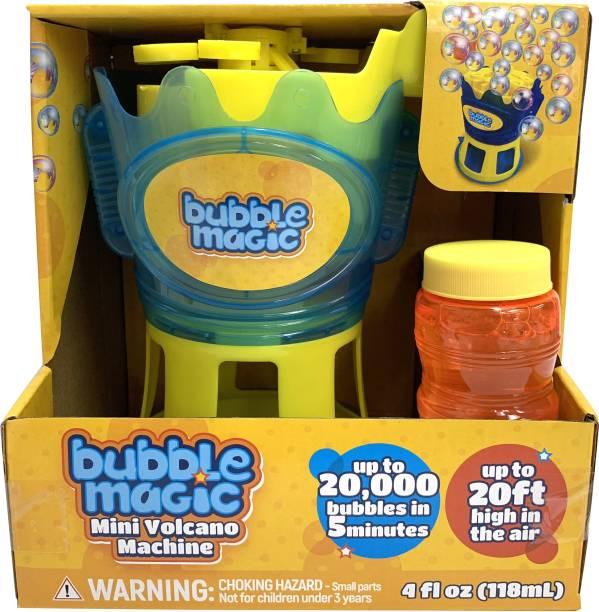 bubble magic Mini Volcano Machine ,for Kids 3+ & Above Toy Bubble Maker
