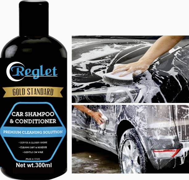 REGLET High Foam Car Shampoo Car Washing Liquid