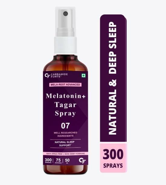 CF Carbamide Forte Melatonin Deep Sleep Spray with Tagara & Chamomile