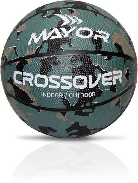 MAYOR Crossover Basketball - Size: 7