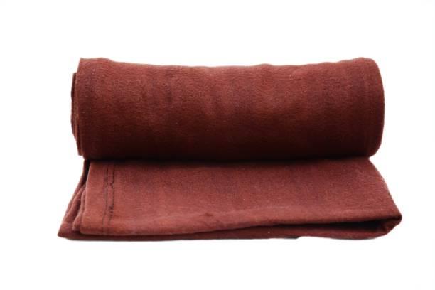 evohome Solid Single Fleece Blanket