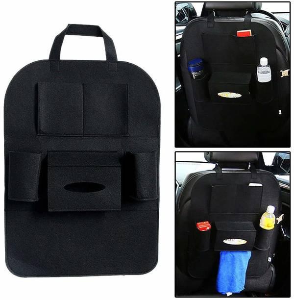 Bhakti car back seat organizer Car Multi Pocket