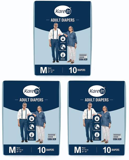 Kare In Adult Diapers Adult Diapers - M