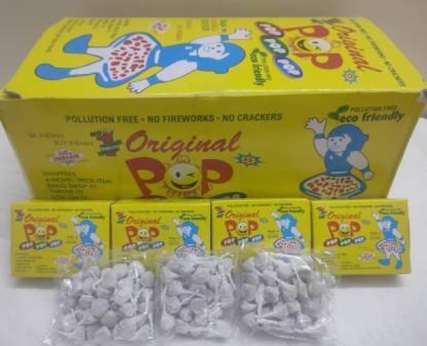 NOVEL orignal pop pop magic wrinkle sound for kids pack of 50 pkt pop pop Gag Toy