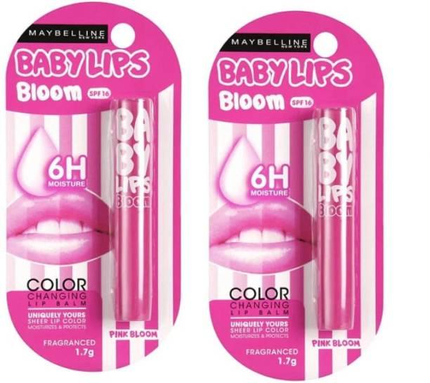 MAYBELLINE NEW YORK BABY LIPS BLOOM FRUIT