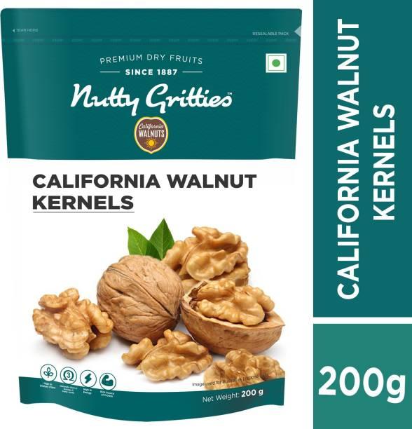 Nutty Gritties California Walnut Kernals Walnuts