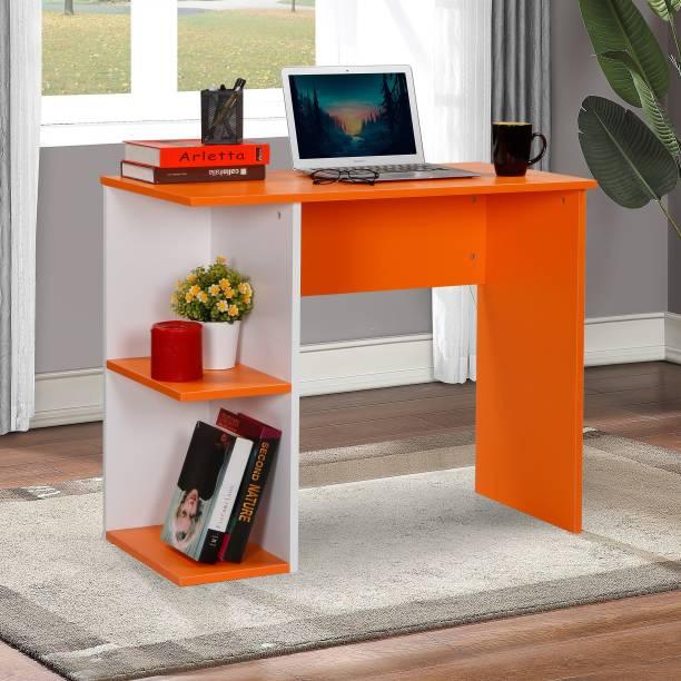 4Homez Multipurpose Study/Office Table Engineered Wood Study Table
