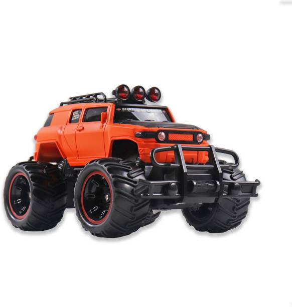 Tector 1:20 Mad Racing Cross Country Hummer Style Monster Rc Rechargeable Truck