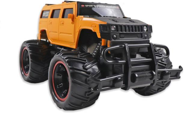 Tector 1:20 Mad Racing Cross Country Hummer Style Monster Remote Control Rechargeable Truck