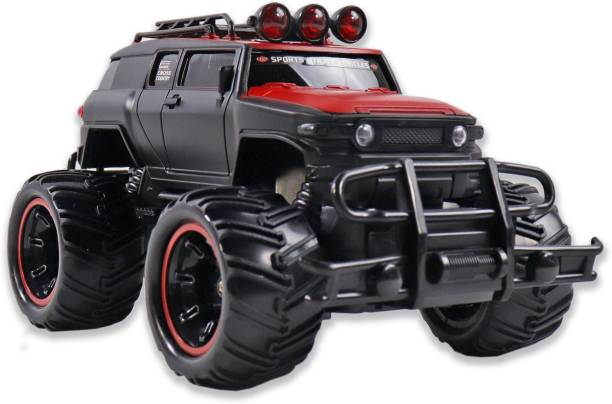 Tector 1:20 Hummer Style Mad Racing Cross Country Monster Rechargeable Truck Rc
