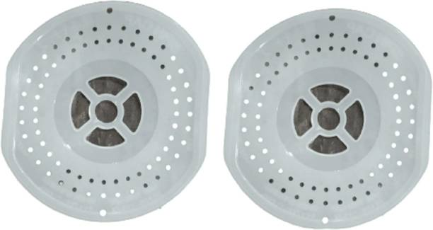 Ankesh Spin Cap Compatible With Videocon Washing Machine,Spin Cap/Drier Plate/Dryer Cover/Lid for Videocon Washing Machine Size Diameter 24.5 cm/9.64inch (Free Deliver) Set Of 2 Washing Machine Net